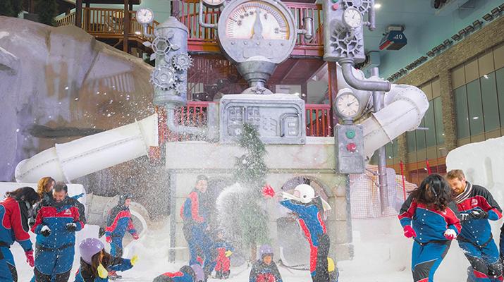 Experiencias en la nieve-Cairo-Experiencia de esquí y nieve en Ski Egypt en El Cairo-4