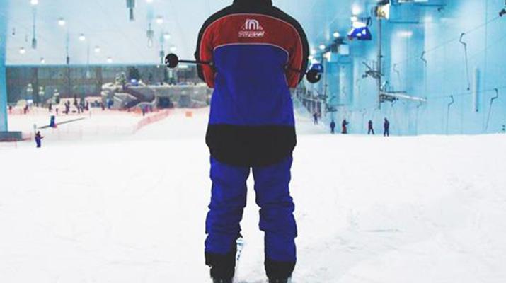Experiencias en la nieve-Cairo-Experiencia de esquí y nieve en Ski Egypt en El Cairo-5