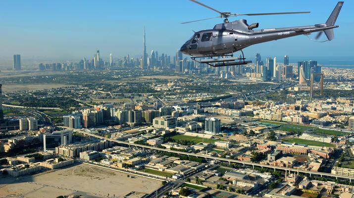 Helicopter tours-Dubai-Private Helicopter Tour of  Dubai-5