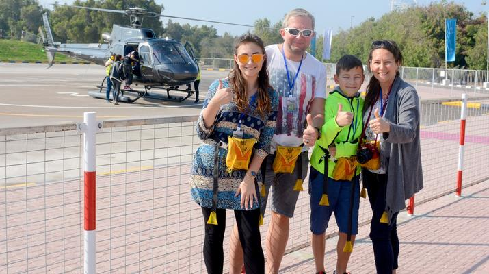 Helicopter tours-Dubai-Private Helicopter Tour of  Dubai-3