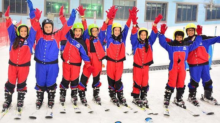 Experiencias en la nieve-Cairo-Experiencia de esquí y nieve en Ski Egypt en El Cairo-2