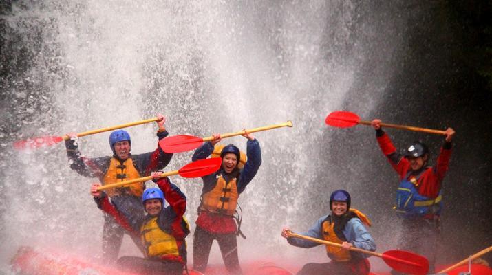 Rafting-Taihape-Grade 5 Rafting On The Rangitikei River-6