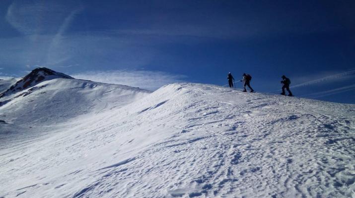 Snowshoeing-Andorra-Snowshoeing near Canillo, Andorra-7