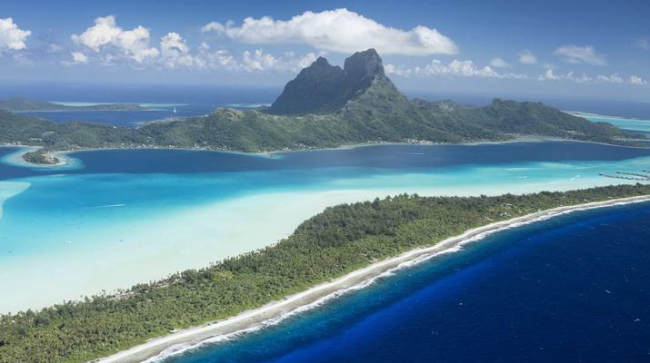Vols Panoramiques-Bora Bora-Vol panoramique en avion au dessus de Bora Bora et Tupai-3
