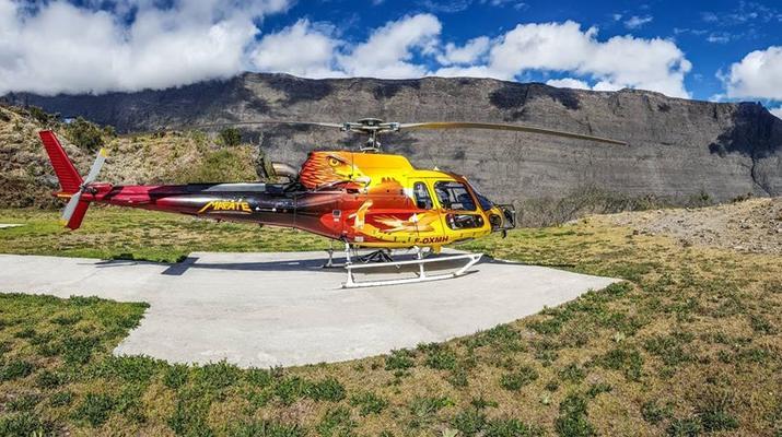 Helicoptère-Saint-Pierre-Survol de l'Île de La Réunion en Hélicoptère-6