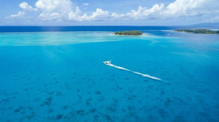 Vols Panoramiques-Bora Bora-Vol panoramique en avion au dessus de Raiatea et Taha'a-1