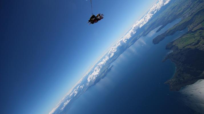 Skydiving-Rotorua-Tandem Skydive from Rotorua, New Zealand-6