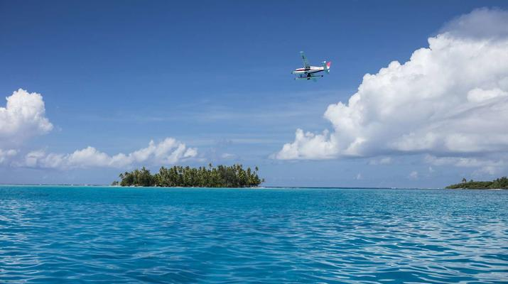 Vols Panoramiques-Bora Bora-Vol panoramique en avion au dessus de Raiatea et Taha'a-2