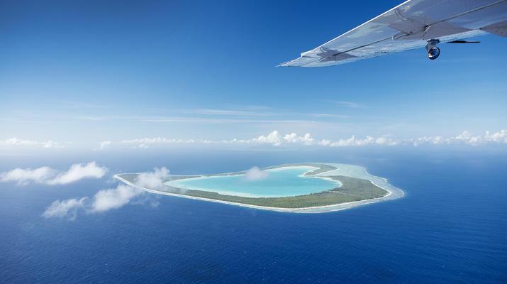 Vols Panoramiques-Bora Bora-Vol panoramique en avion au dessus de Bora Bora et Tupai-5