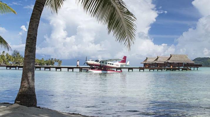 Vols Panoramiques-Bora Bora-Vol panoramique en avion au dessus de Raiatea et Taha'a-4