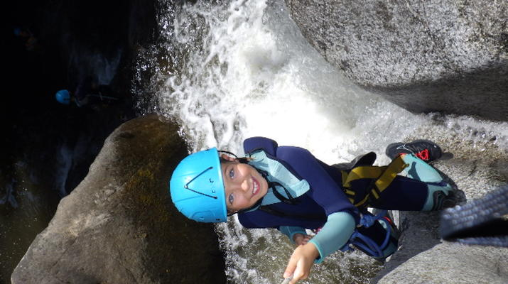 Canyoning-Pyrénées Orientales-Canyoning in Molitg les Bains, Pyrénées Orientales-2