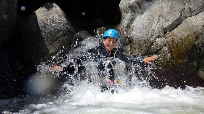 Canyoning-Pyrénées Orientales-Canyoning in Molitg les Bains, Pyrénées Orientales-1