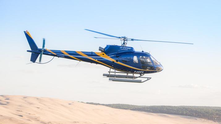 Helicoptère-Arcachon-Tour complet du Bassin d'Arcachon en hélicoptère-4