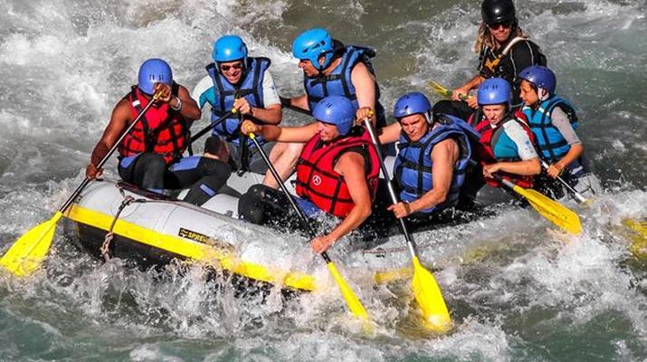 Rafting-Gorges du Verdon-Rafting dans les Gorges du Verdon-4