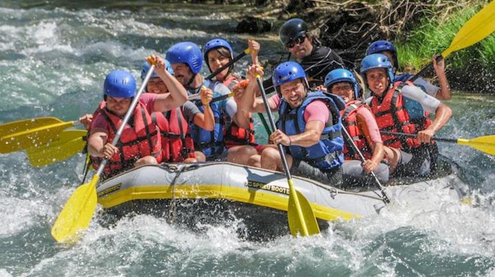 Rafting-Gorges du Verdon-Rafting dans les Gorges du Verdon-6