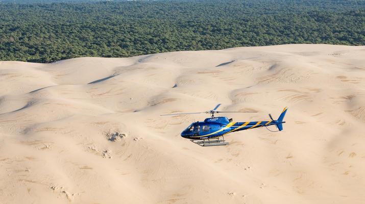 Helicoptère-Arcachon-Tour complet du Bassin d'Arcachon en hélicoptère-3