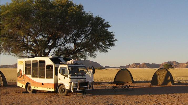 Safari-Windhoek-Excursión de 3 días a Sossusvlei en el desierto de Namibia-5