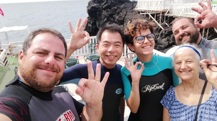 Scuba Diving-Catania-Try Scuba Diving in Cyclops Islands Marine Protected Area near Catania-4
