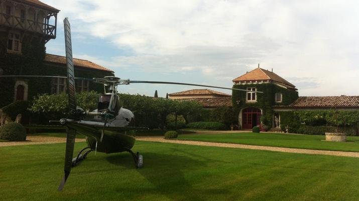 Helicoptère-Arcachon-Tour complet du Bassin d'Arcachon en hélicoptère-6