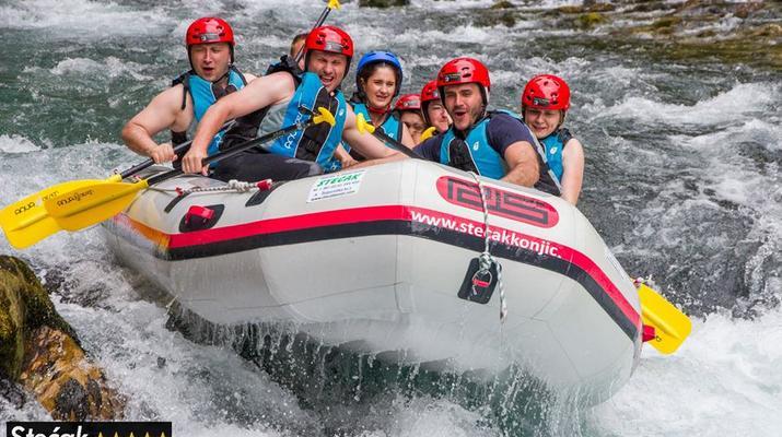Rafting-Konjic-Rafting on the Neretva River near Konjic, Bosnia and Herzegovina-3