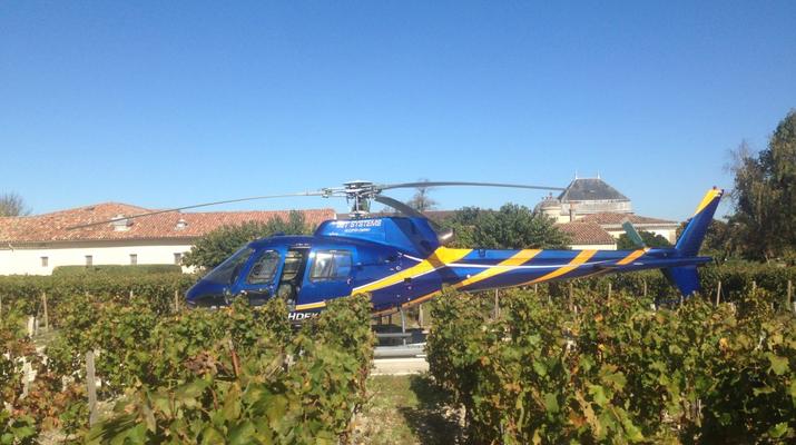 Helicoptère-Arcachon-Tour complet du Bassin d'Arcachon en hélicoptère-2