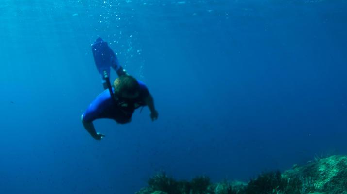 Snorkeling-Nice-Excursion snorkeling à Nice-1