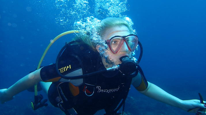 Scuba Diving-Catania-Try Scuba Diving in Cyclops Islands Marine Protected Area near Catania-5