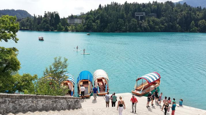 Stand up Paddle-Bled-Stand Up Paddling Tour on Lake Bled-2