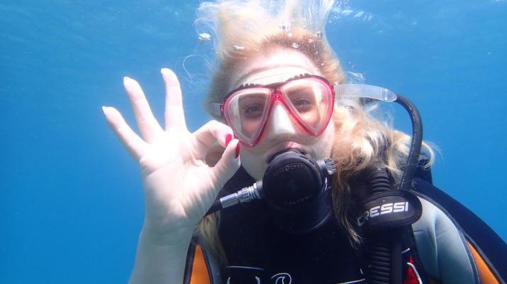 Scuba Diving-Catania-Try Scuba Diving in Cyclops Islands Marine Protected Area near Catania-1