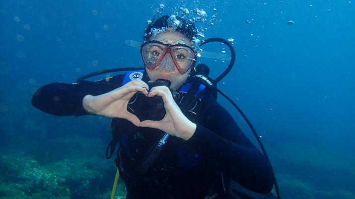 Scuba Diving-Catania-Try Scuba Diving in Cyclops Islands Marine Protected Area near Catania-3