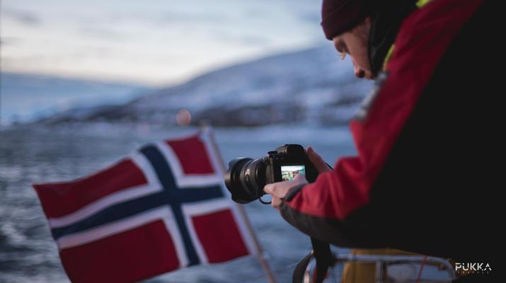Sailing-Tromsø-Arctic sailing safari in Tromsø-3