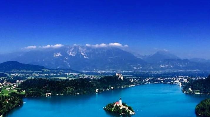 Stand up Paddle-Bled-Stand Up Paddling Tour on Lake Bled-4