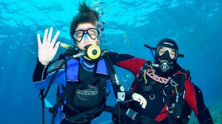 Scuba Diving-Catania-Try Scuba Diving in Cyclops Islands Marine Protected Area near Catania-6