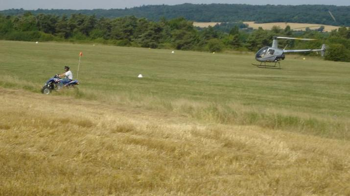 Helicoptère-Le Havre-Baptême en hélicoptère au Havre-2