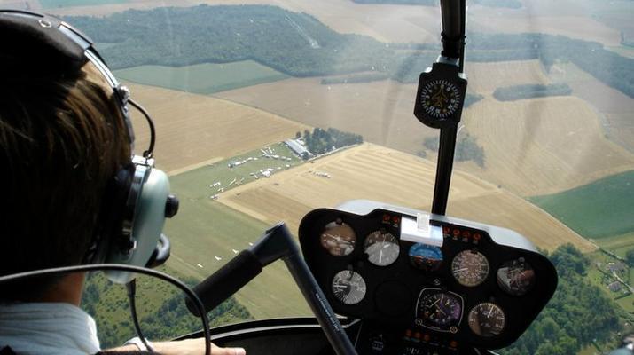 Helicoptère-Le Havre-Baptême en hélicoptère au Havre-3