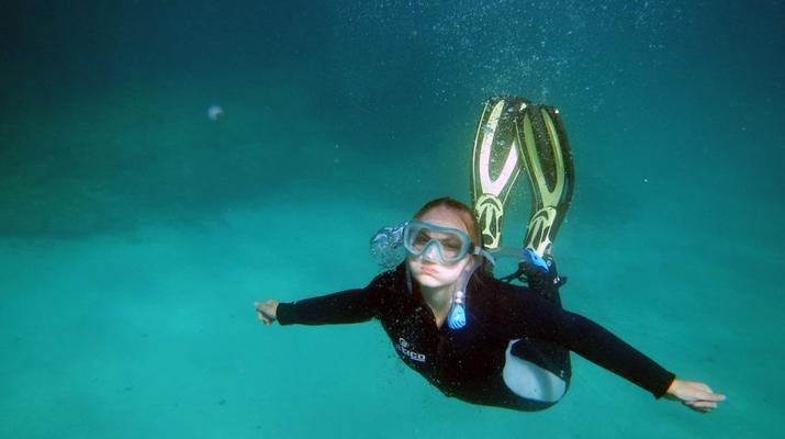 Snorkeling-Palma, Majorque-Plongée en apnée dans la réserve marine près de Palma de Majorque-3