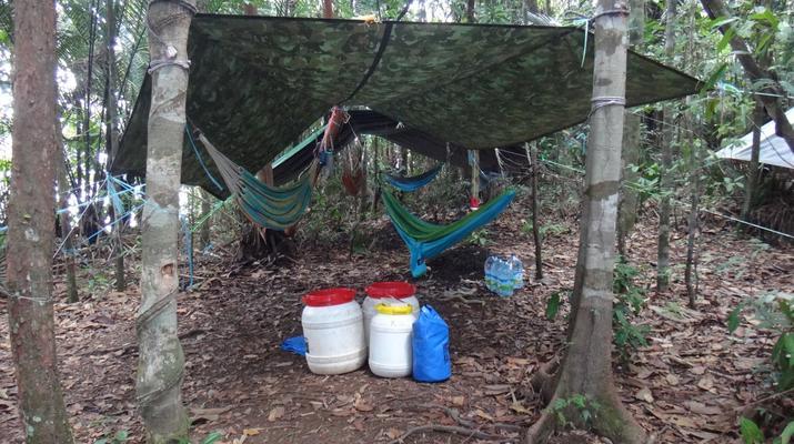Canoë-kayak-Guyane-Excursion Canoë-Kayak sur les rivières de Guyane-2