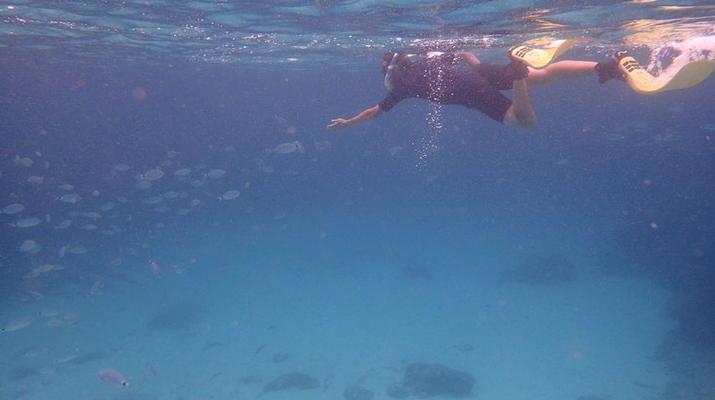 Snorkeling-Palma, Majorque-Plongée en apnée dans la réserve marine près de Palma de Majorque-1