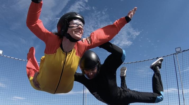 Indoor skydiving-Caminito del Rey-Outdoor Skydiving simulator in Campillos, near Caminito del Rey-6