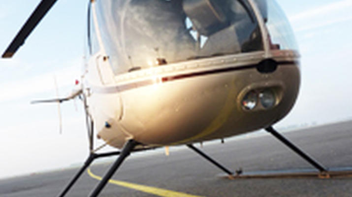 Helicoptère-Le Havre-Initiation pilotage hélicoptère au Havre-5