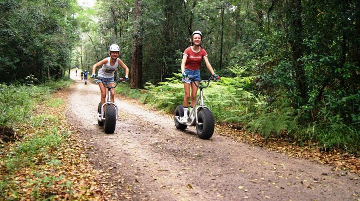 Mountain bike-Knysna-All-Terrain Scooter Tour of Garden Route National Park-6