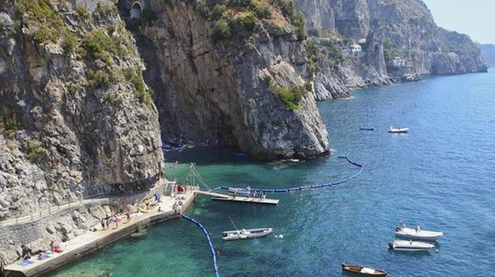 Voile-Positano-Croisière d'une journée sur la côte amalfitaine au départ de Positano-5