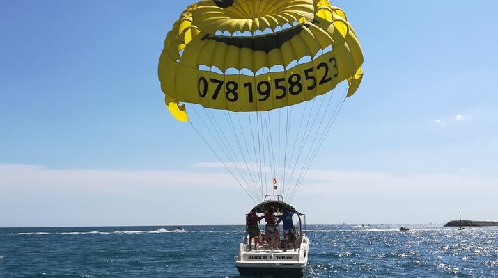 Parachute ascensionnel-Montpellier-Parachute ascensionnel à Palavas-les-Flots près de Montpellier-3