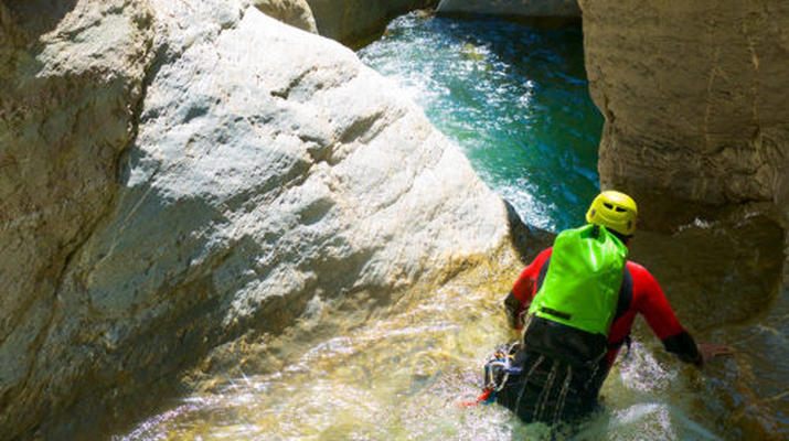 Canyoning-Nice-Canyon du Riolan, gorges du Verdon-1