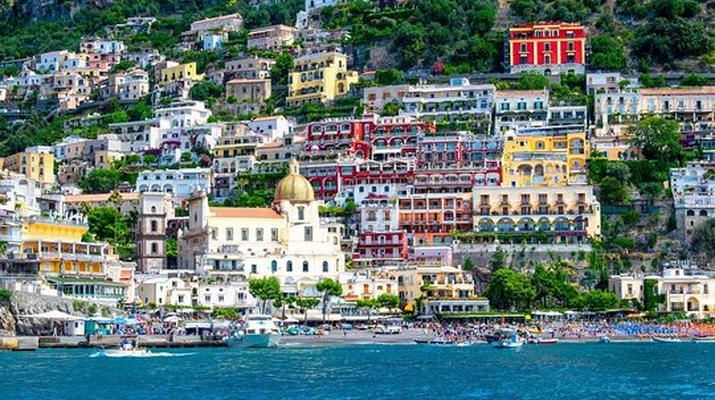 Voile-Positano-Croisière d'une journée sur la côte amalfitaine au départ de Positano-6