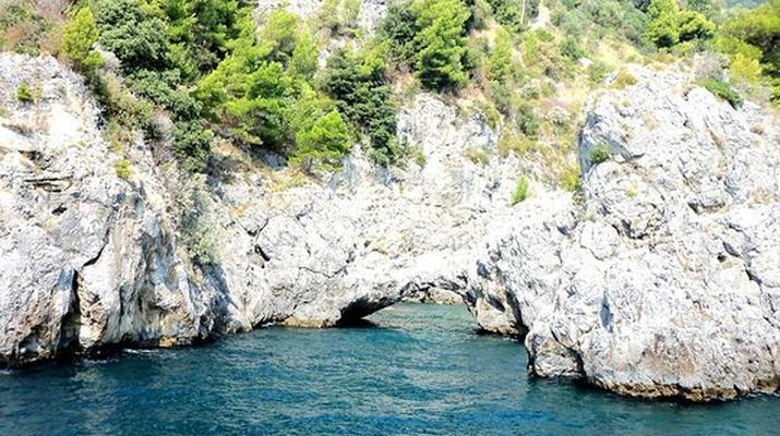 Voile-Positano-Croisière d'une journée sur la côte amalfitaine au départ de Positano-4