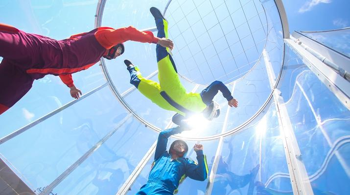 Soufflerie-Bali-Parachutisme en salle à Bali-5