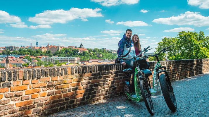 Trottinette-Prague-Visite en scooter électrique de Prague et de ses environs-5