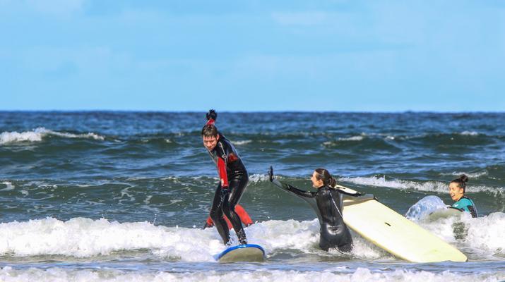 Surfen-Sligo-Anfänger-Surfing-Unterricht in Strandhill, Sligo-2