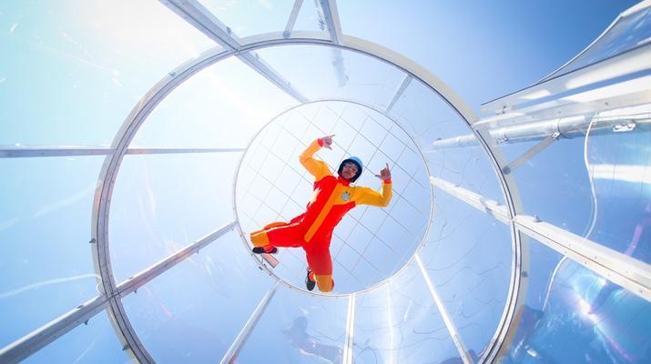 Soufflerie-Bali-Parachutisme en salle à Bali-2